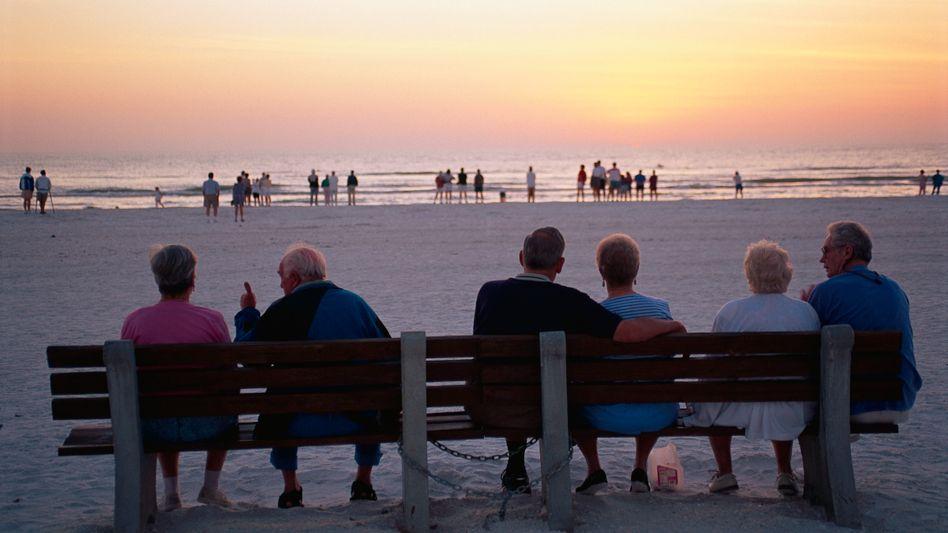Rentner in Florida: Deutsche Bank bietet Wetten auf den Tod von betagten Amerikanern