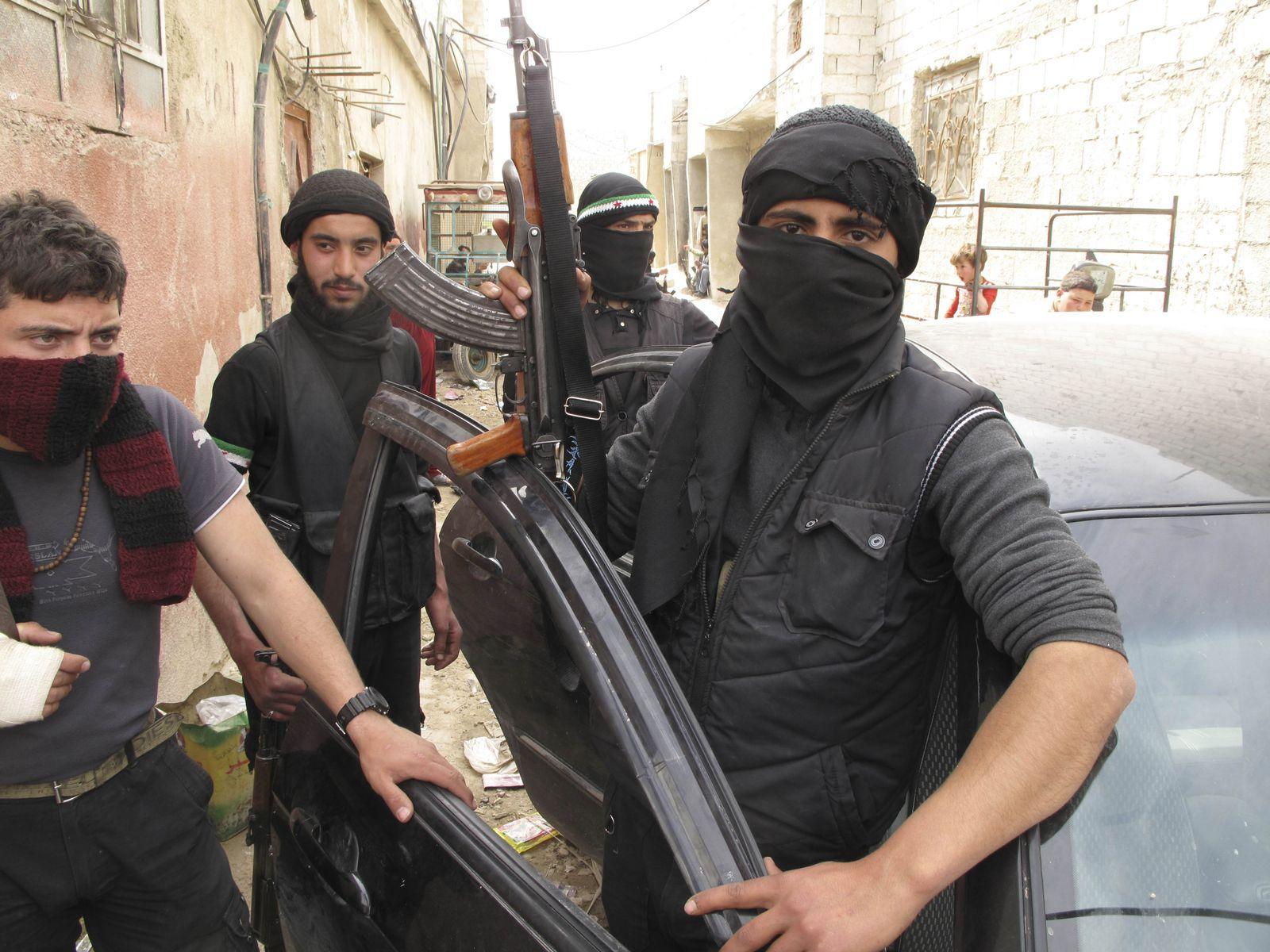 Syrien Rebellen / Free Syrian Army