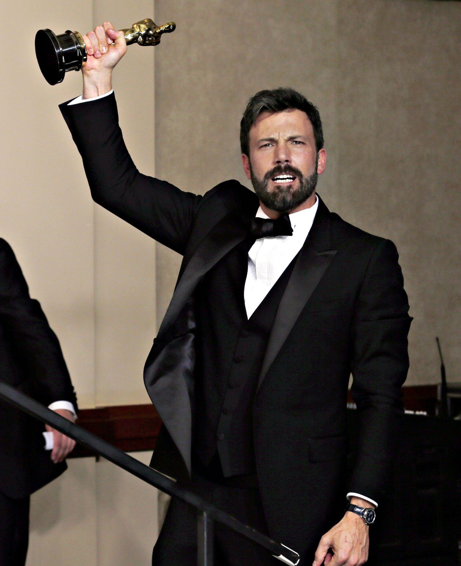 Oscars 2013 / Ben Afleck