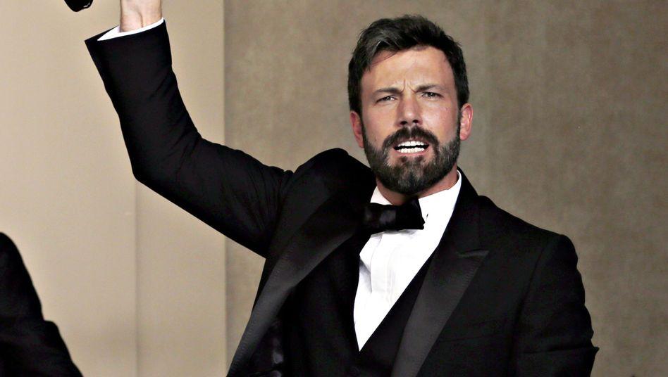 """Ben Affleck wurde für """"Argo"""" 2013 mit dem Oscar für den besten Film ausgezeichnet"""