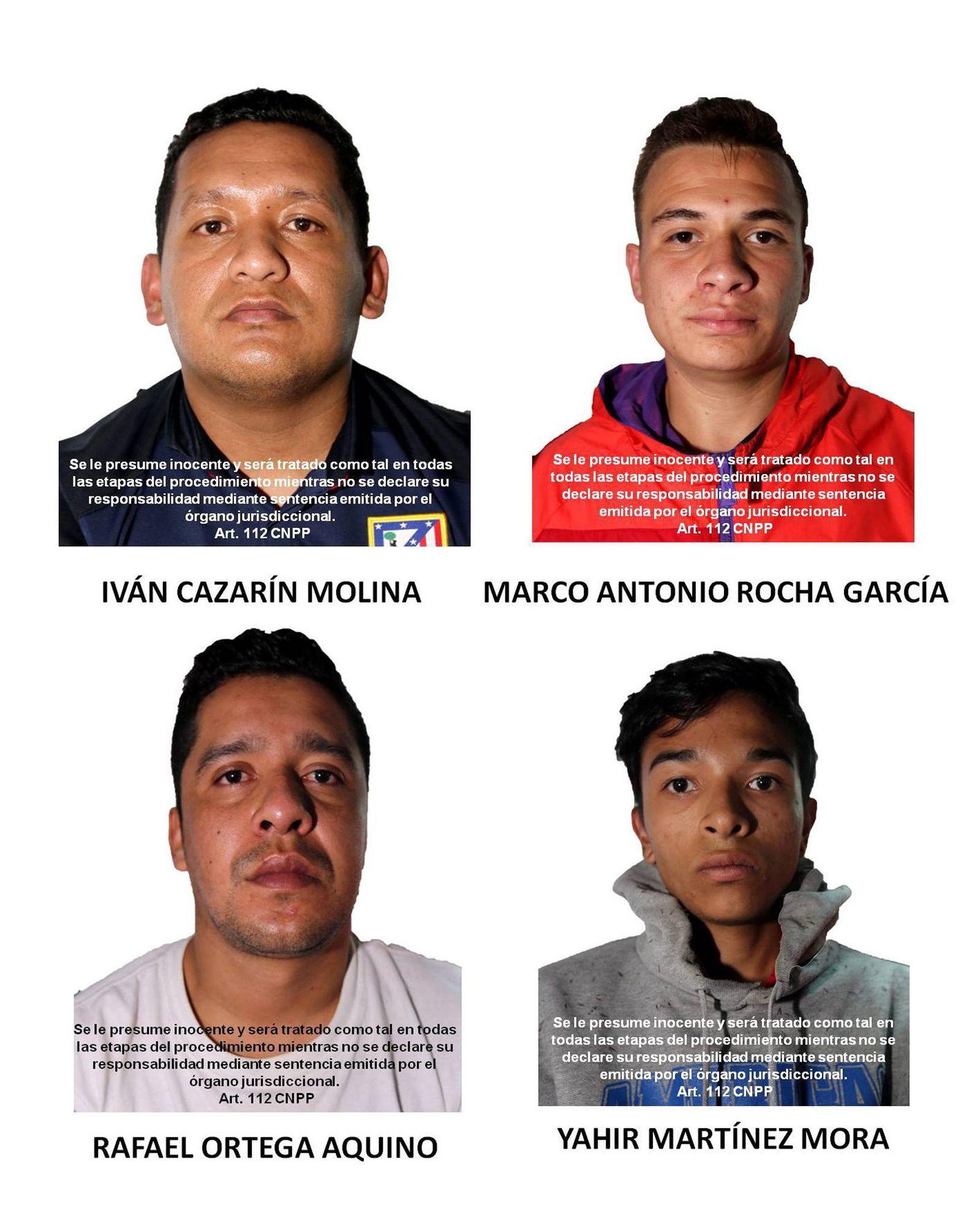 Mexiko/ Ivan Cazarin Molina/ Drogenkrieg