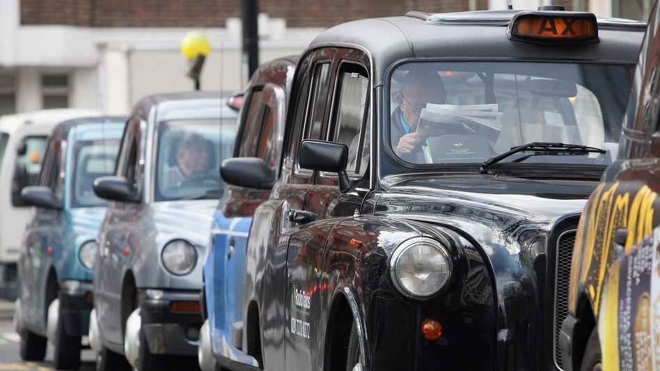 Londoner Black Cab: Kampfansage an Uber