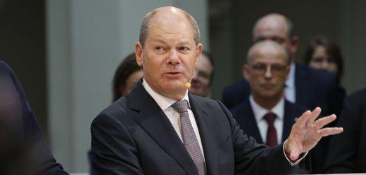 Olaf Scholz: Interview zu Trumps Zolldrohungen und Digitalsteuern