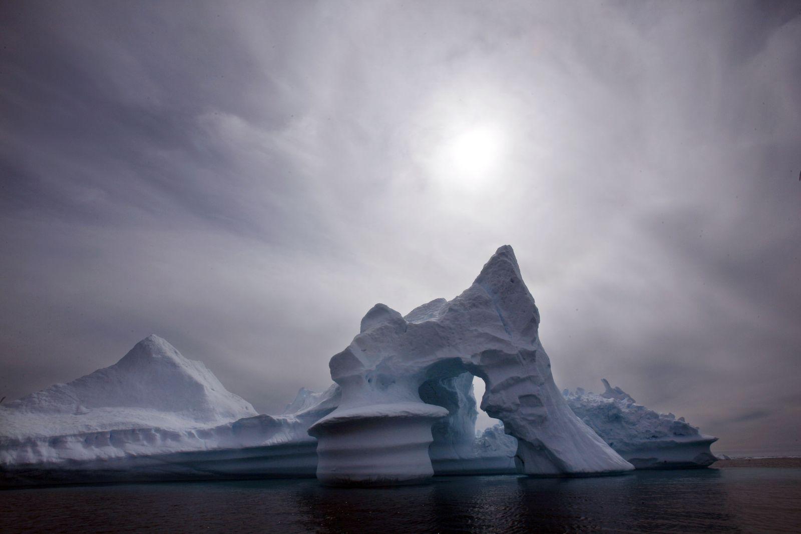 Grönland / Arktis / Meereis