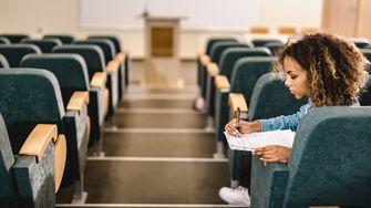Drei überraschende Gedanken gegen die Panik vor der Prüfung