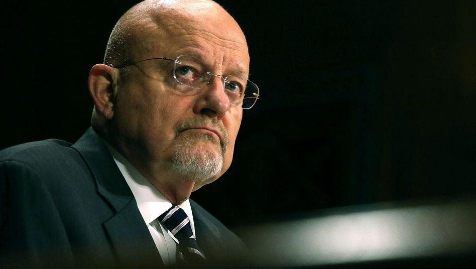Geheimdienstdirektor Clapper: Geheimdokumente zeigen Gier der NSA