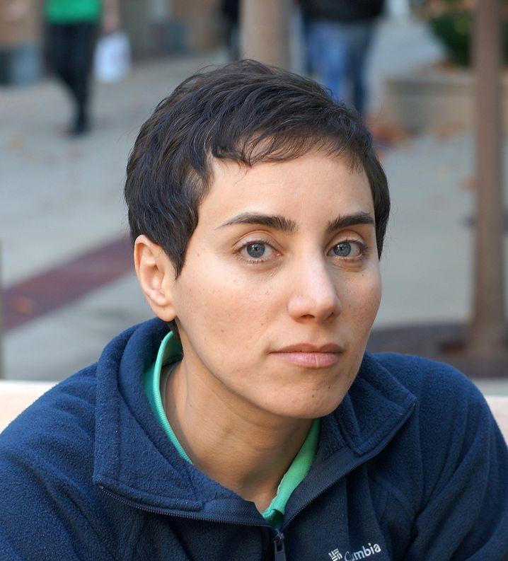 Mirzakhani erlag im Alter von 40 Jahren ihrem Krebsleiden