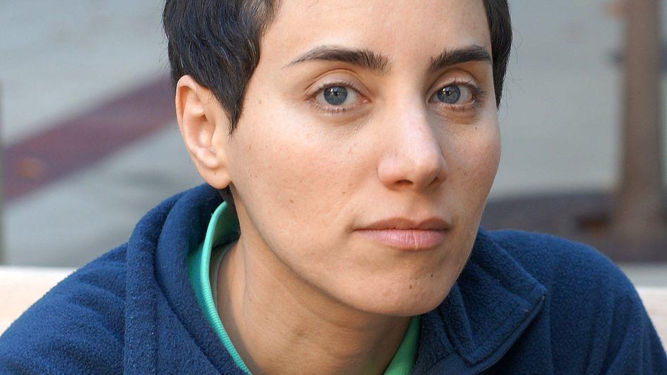 Maryam Mirzakhani: Debatte um Kopftuch-Tweet