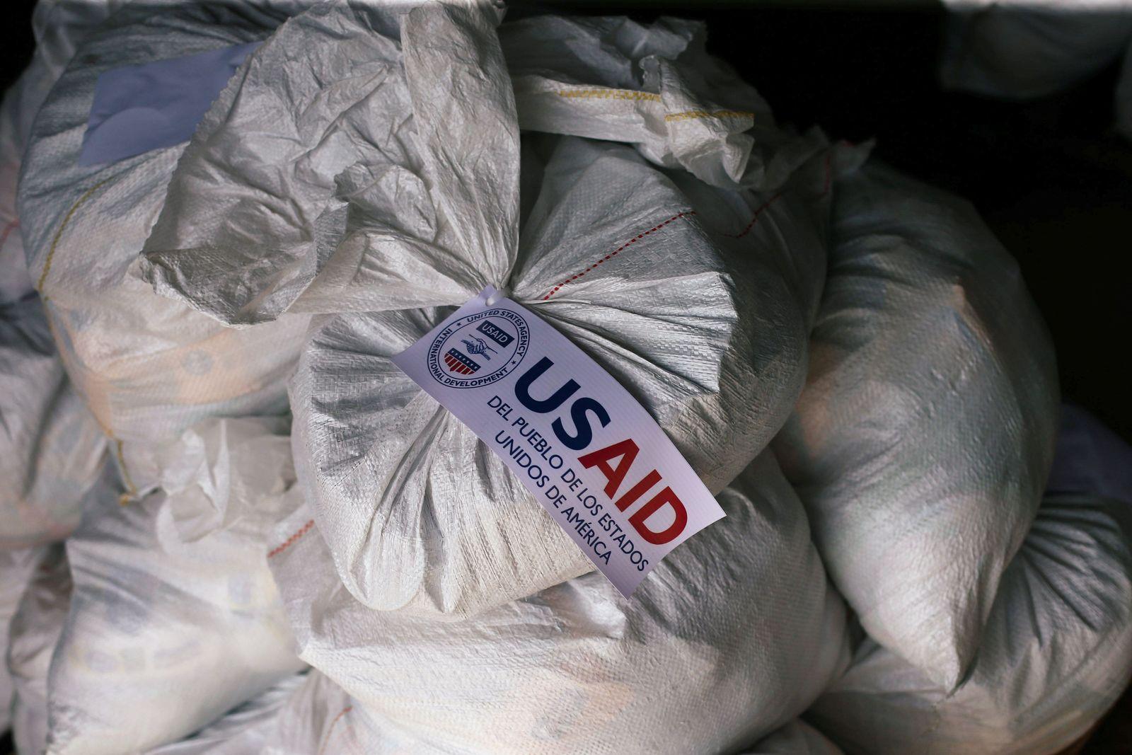 Hilfe für Venezuela