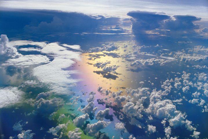 Himmel über dem Indischen Ozean: Wolken sind weiterhin das größte Klimarätsel