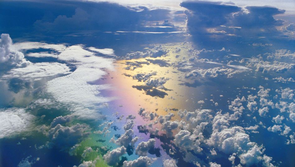 Wolken über dem Indischen Ozean: Unsicherheitsfaktor in den Klimamodellen