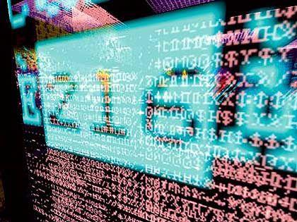 """""""LinX3D"""": Gegner in Form von ASCII-Code"""