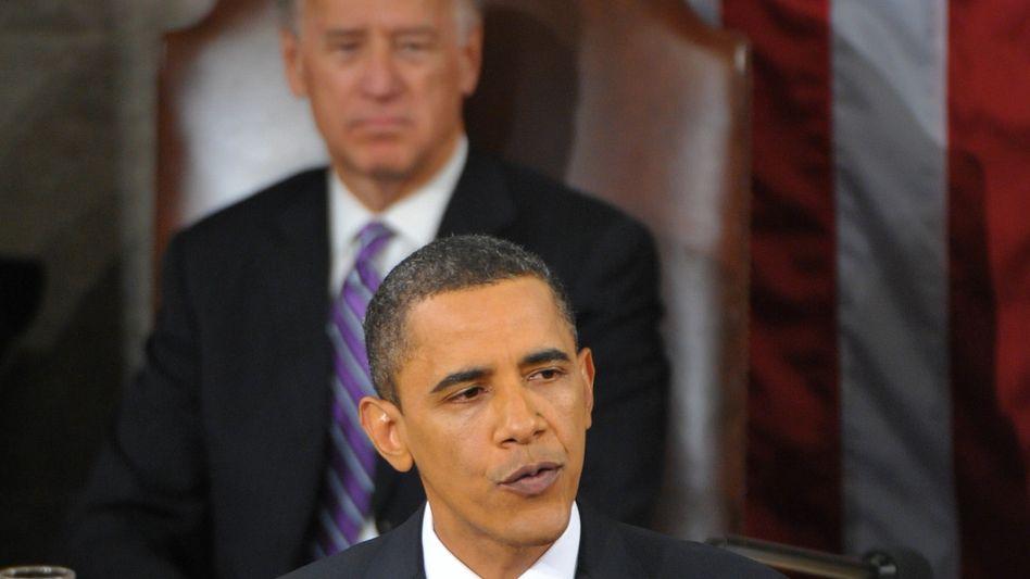 US-Präsident Obama: 100 Milliarden für den Kampf gegen Arbeitslosigkeit