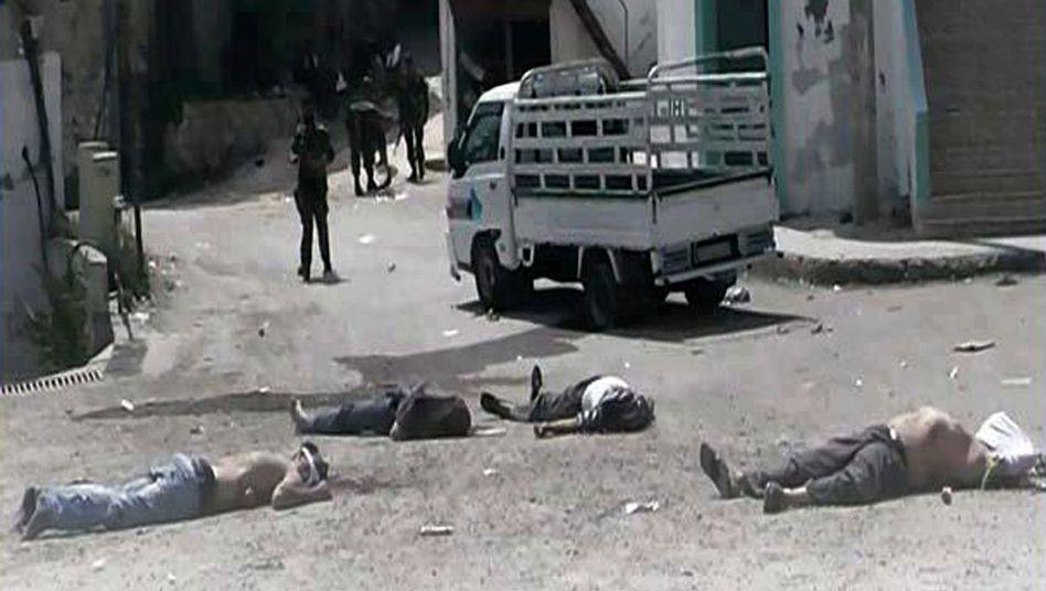 """Tote in Baida: """"Es gibt immer noch Mütter, die glauben, dass ihre Söhne am Leben sind"""""""