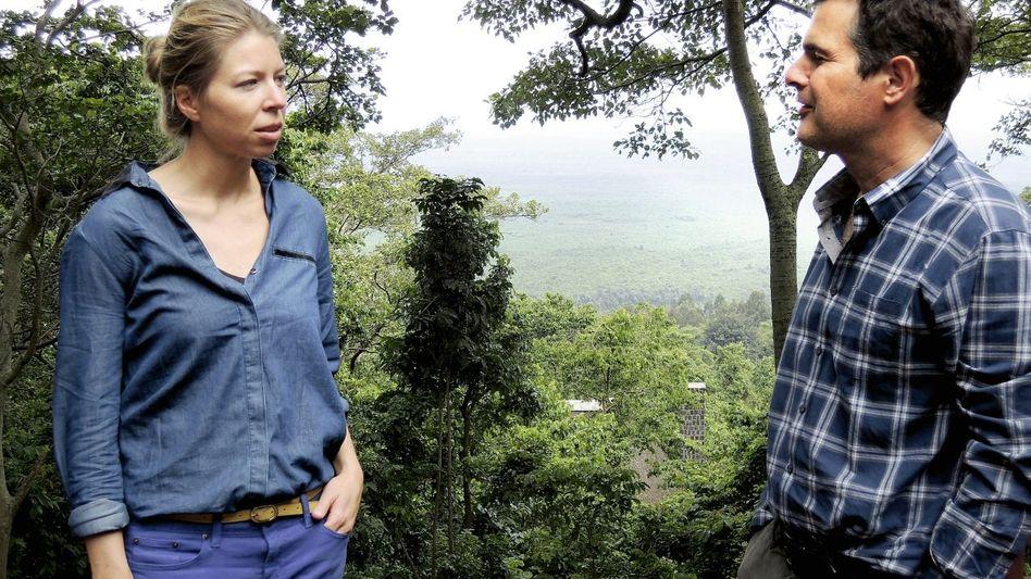 Mittelstaedt, de Mérode im Kongo
