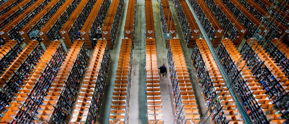 Amazon-Lager in Brandenburg