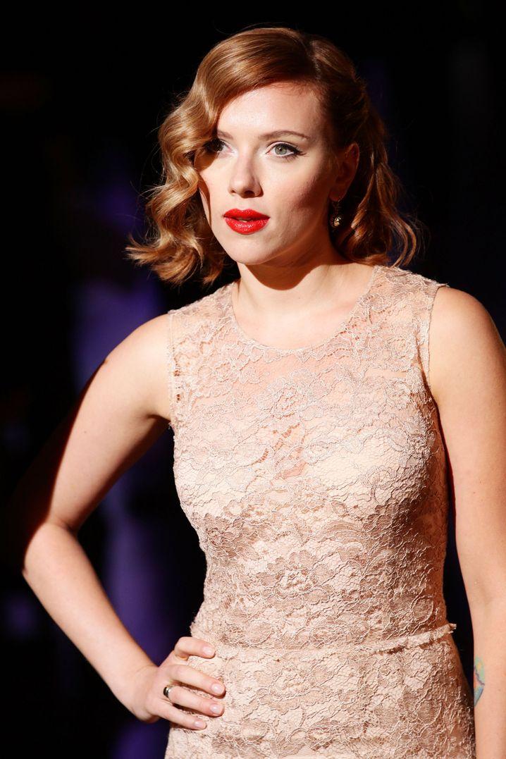 Schauspielerin Scarlett Johansson: Verlust der Privatsphäre