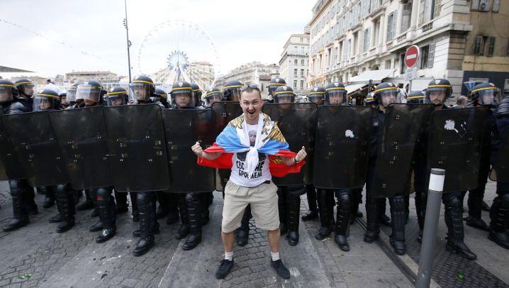 Frankreichs Polizei: Kampf an zu vielen Fronten