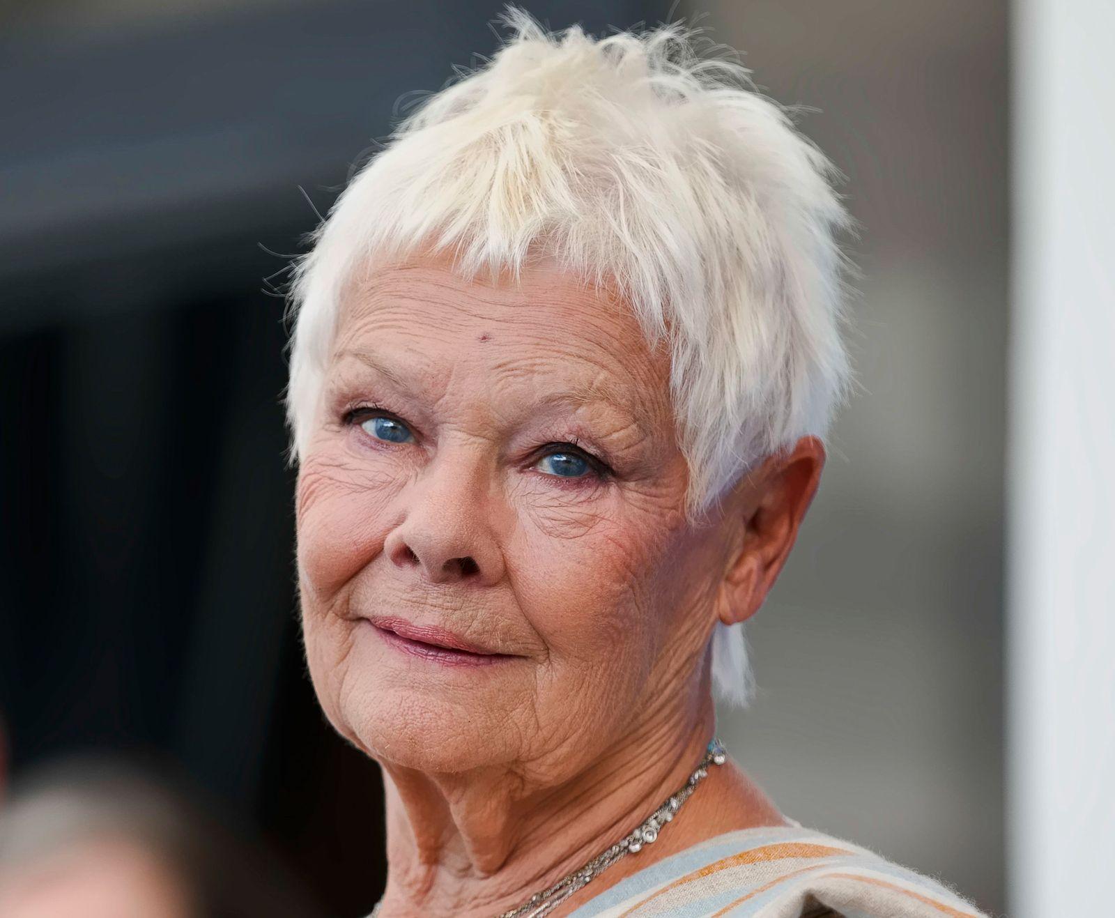 Schauspielerin Judi Dench