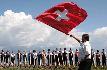 Alphörner blasen zum Angriff: Die Schweiz entwickelt sich zum Web-2.0-Gründerland