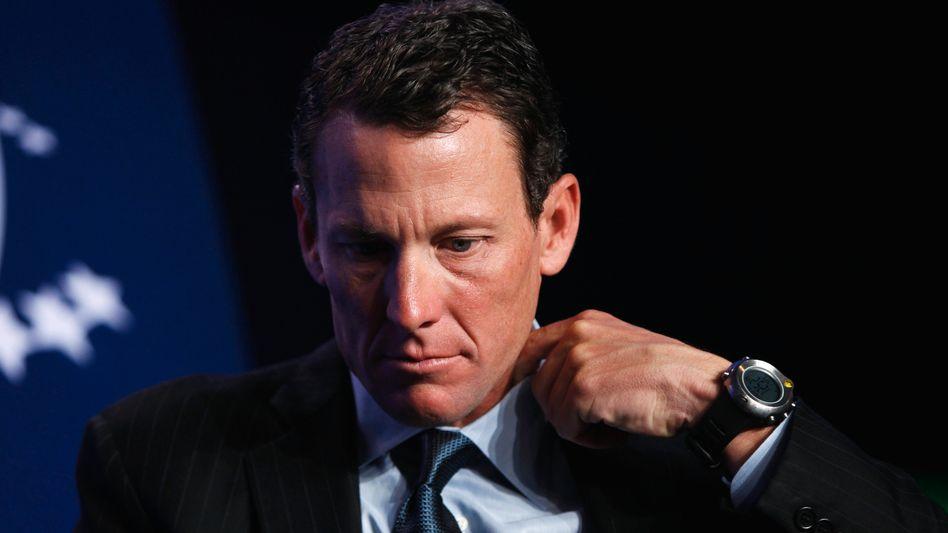 Doping-Affäre: Weltverband nimmt Armstrong alle Tour-de-France-Titel