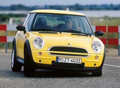Kultautomobil mit Dieselantrieb: Der Mini One D kommt Mitte Juni auf den deutschen Markt