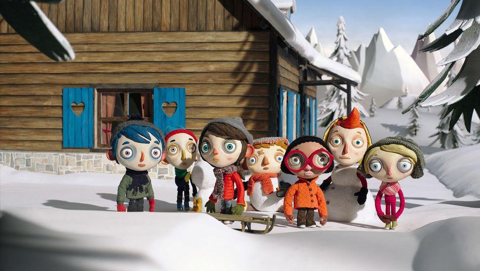 Animationsfilm über ein Waisenkind: Knete zum Herzerweichen