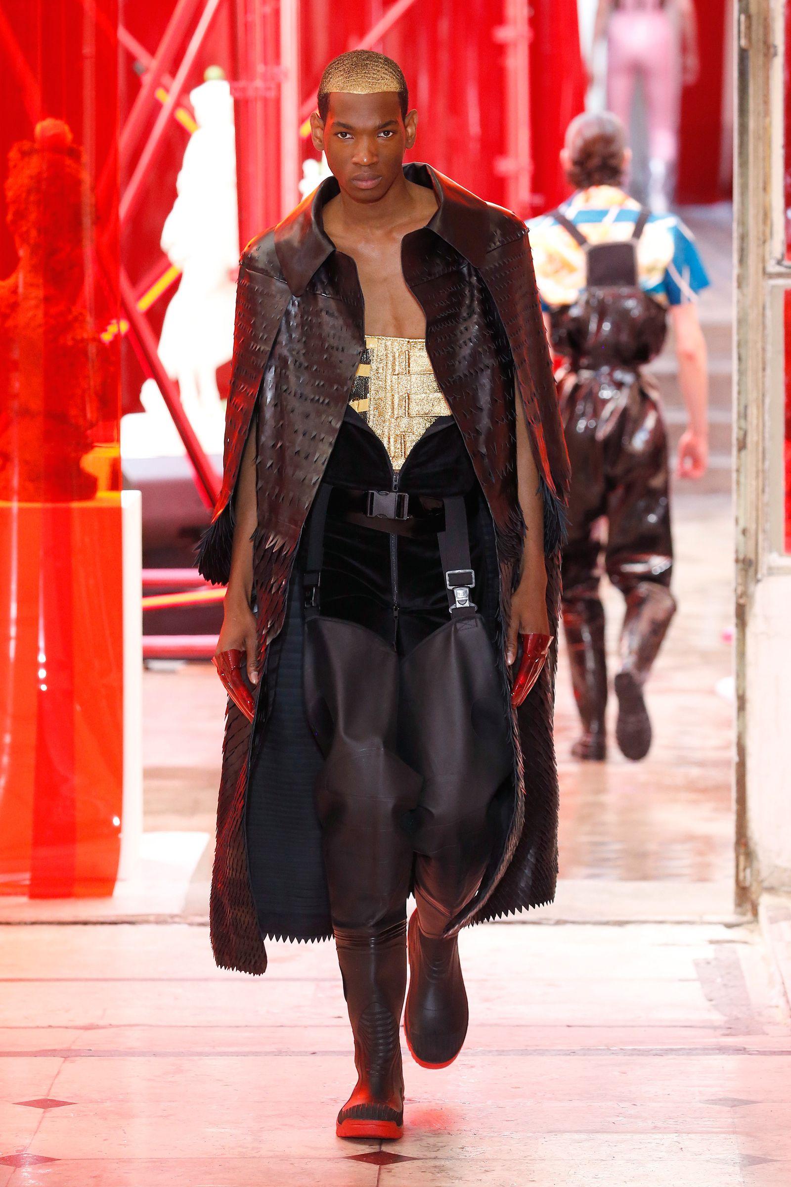 EINMALIGE VERWENDUNG Paris Fashion Week