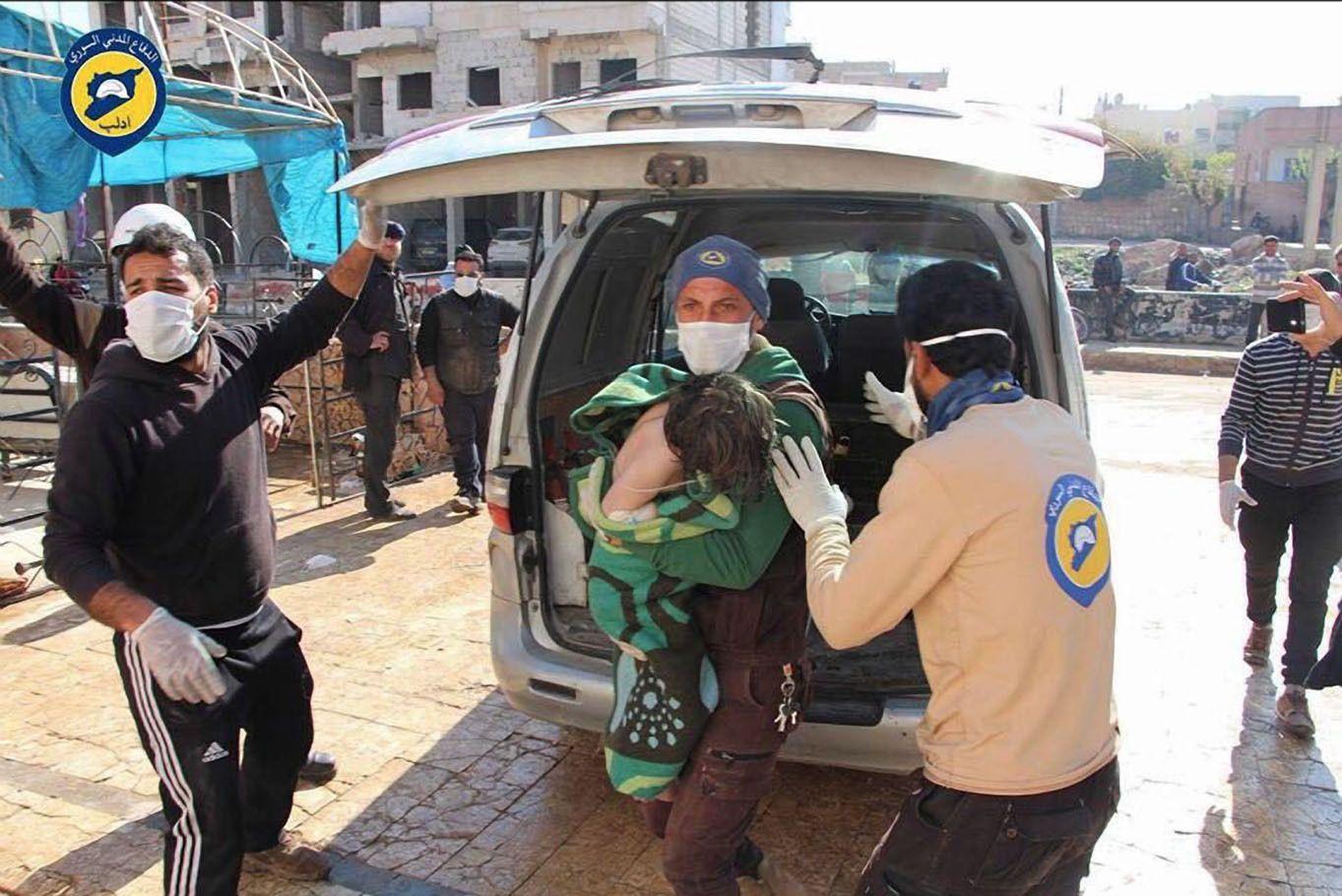 Syrien/Chan Schaichun