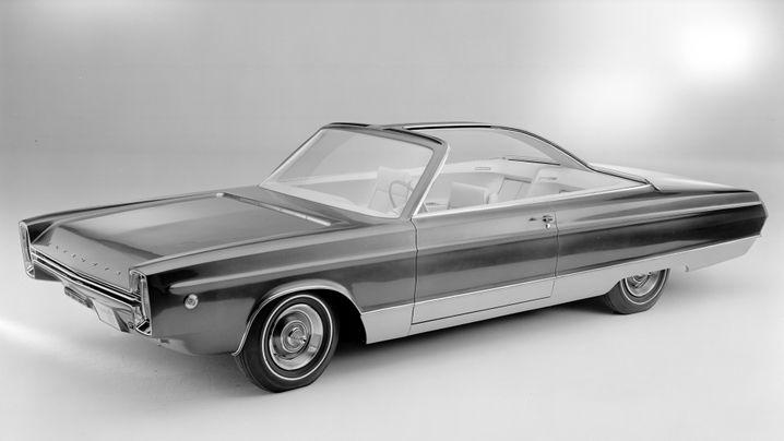 Schönes Ding: Die skurrilsten Auto-Designstudien