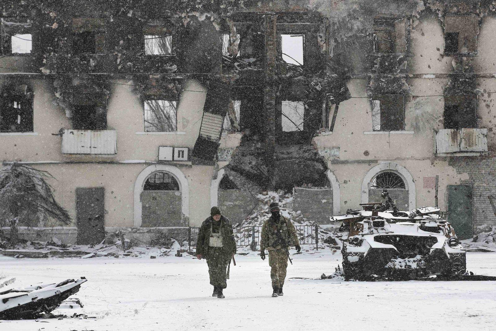 Ukraine / Separatisten