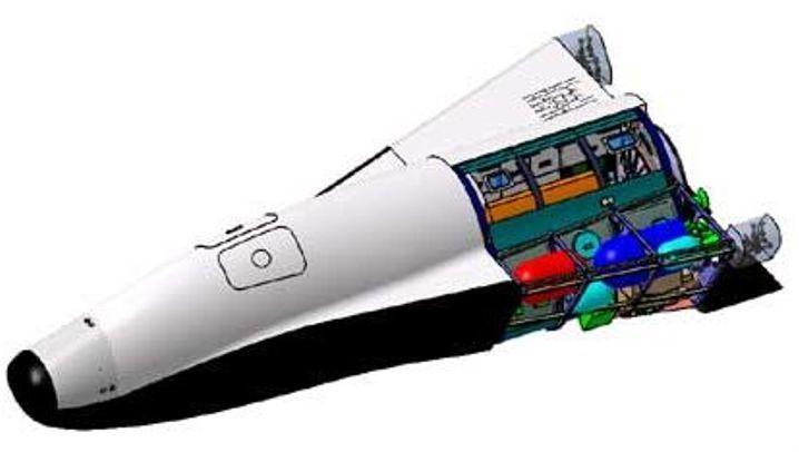 Shuttle-Nachfolger: Designvorschlag für das CEV