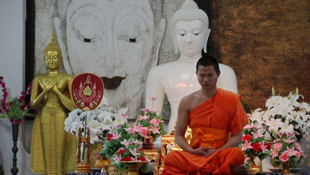 Meditation in Chiang Mai: Atmen. Einfach nur atmen.