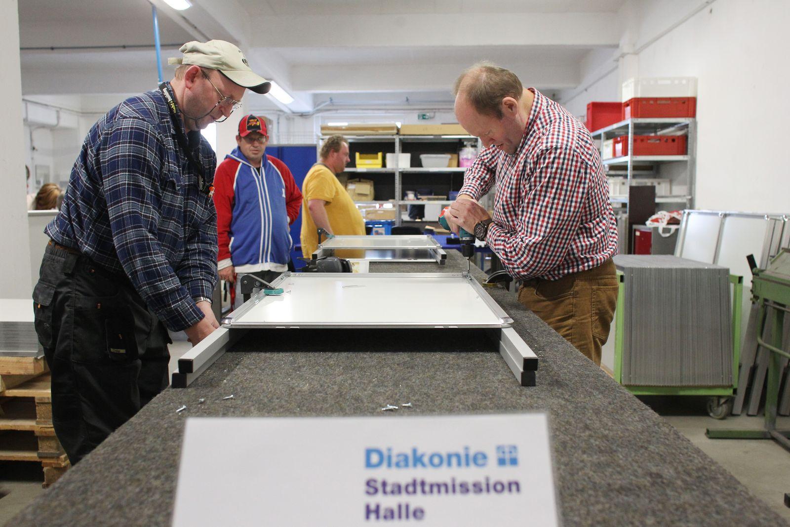Behindertenwerkstatt / Diakonie Mitteldeutschland