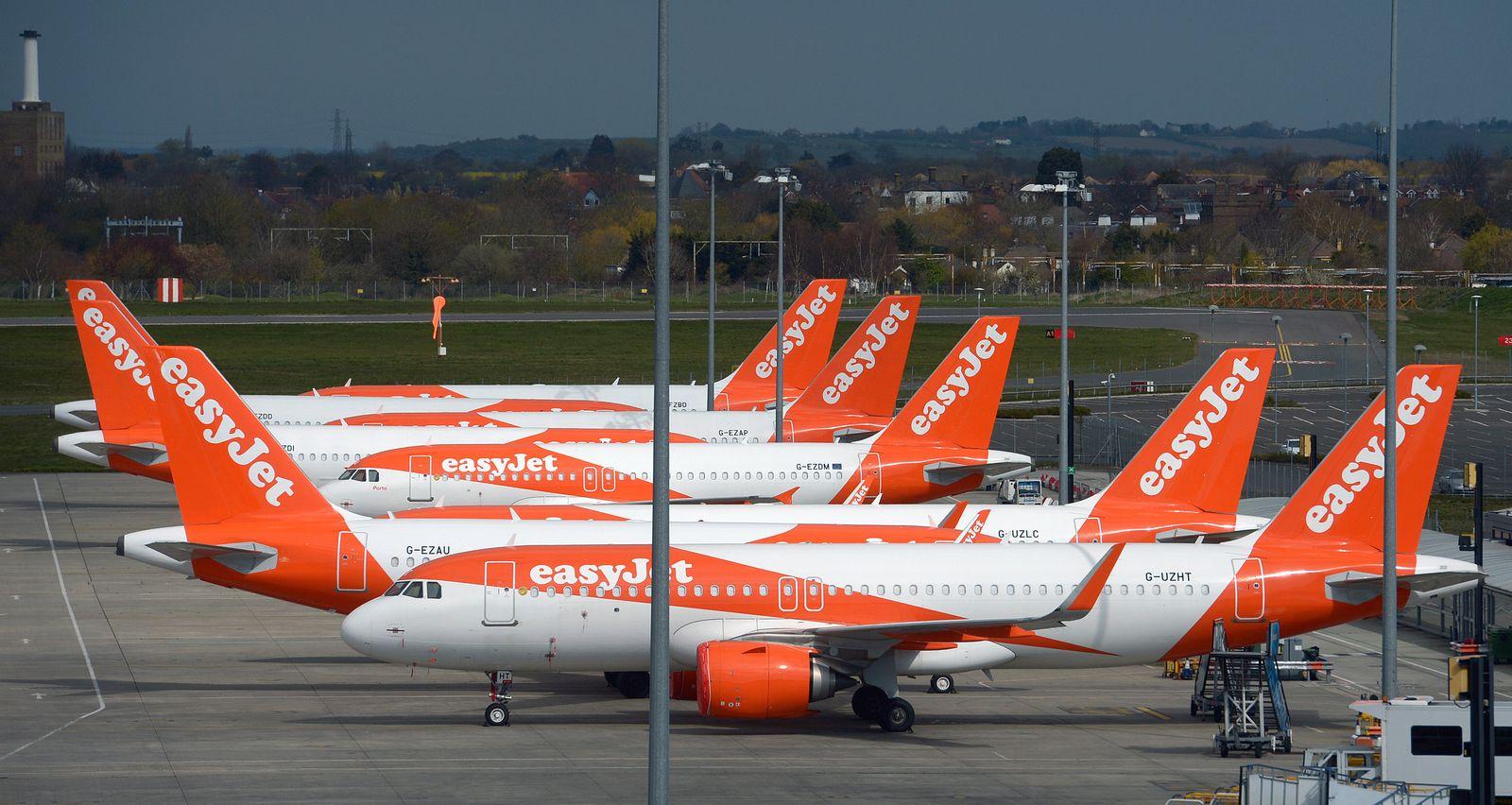Easyjet schließt drei Basen in Großbritannien