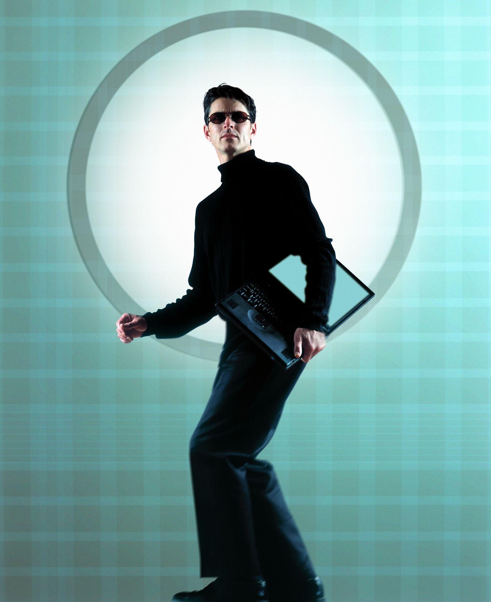 NICHT MEHR VERWENDEN! - Hacker / Cyberangriff