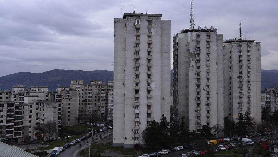 Podgorica, Montenegro: Eingeladen von der Nato
