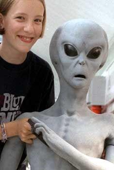Alien-Ausstellung: Wir sind (hoffentlich) nicht allein im Universum