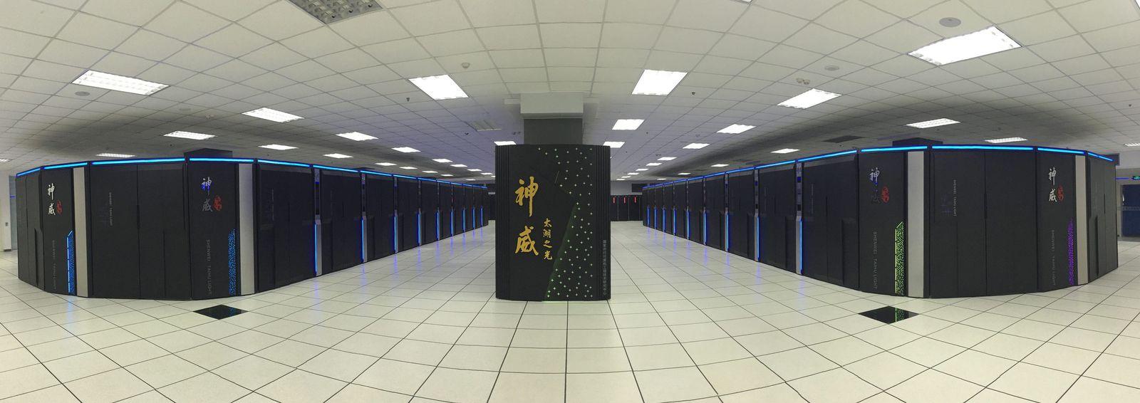 Sunway TaihuLight Supercomputer