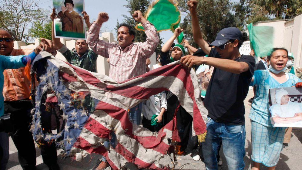 Angriff auf Gaddafi-Sohn: Der Libyen-Krieg eskaliert