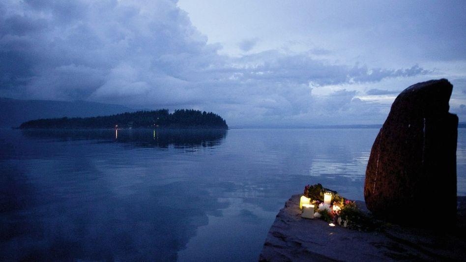 Insel Utøya
