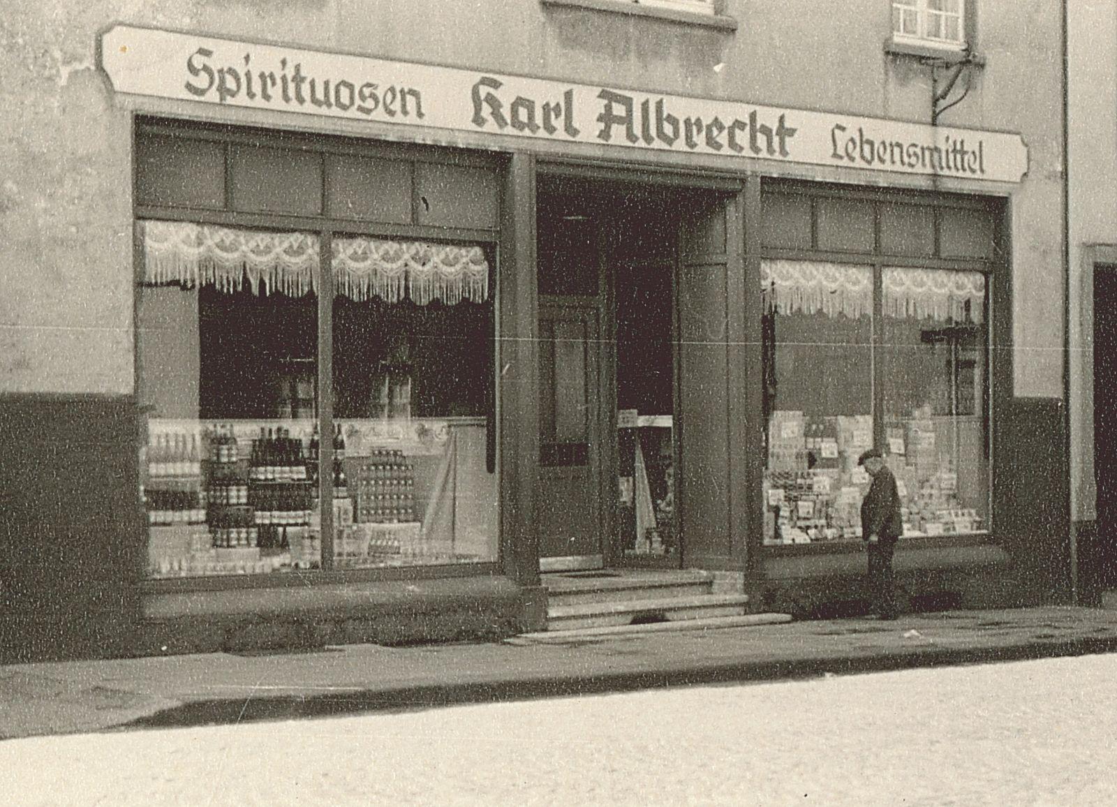Aldi / Filiale 1930 / Discounter Schick