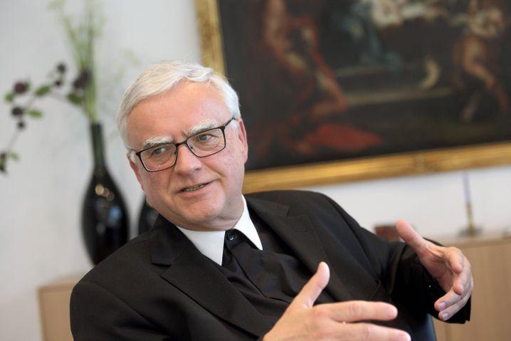 Der katholische Erzbischof von Berlin, Heiner Koch