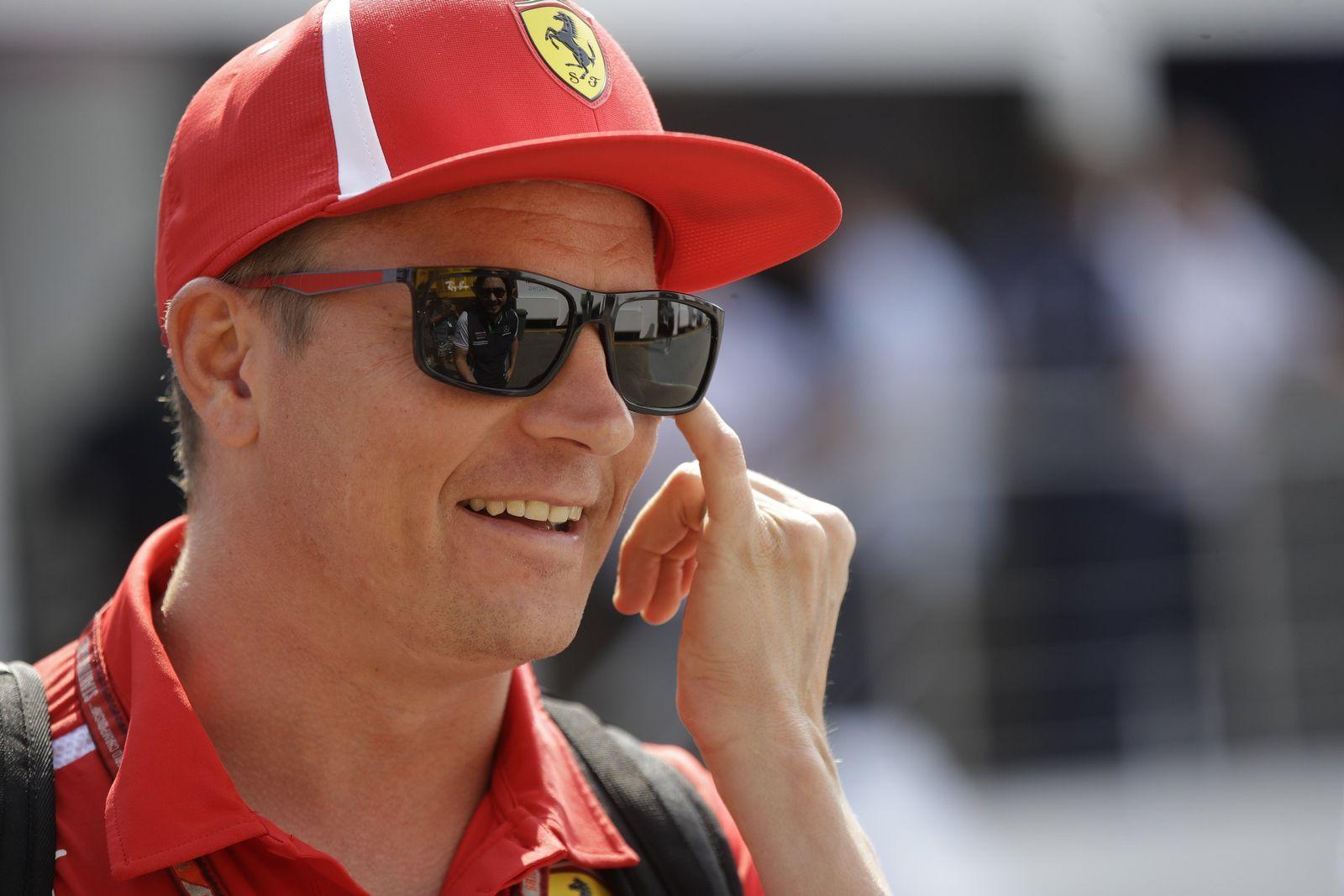 F1 Grand Prix von Italien - Ankunft der Fahrer