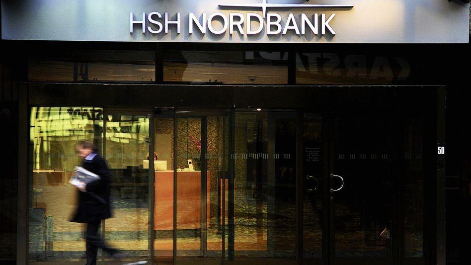 HSH-Nordbank-Zentrale in Hamburg
