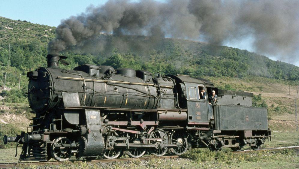 Bau der Anatolischen Eisenbahn: Mit Volldampf in den Orient
