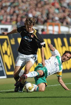 """Werder-Kapitän Baumann (r.): """"Wir haben ein Problem"""""""