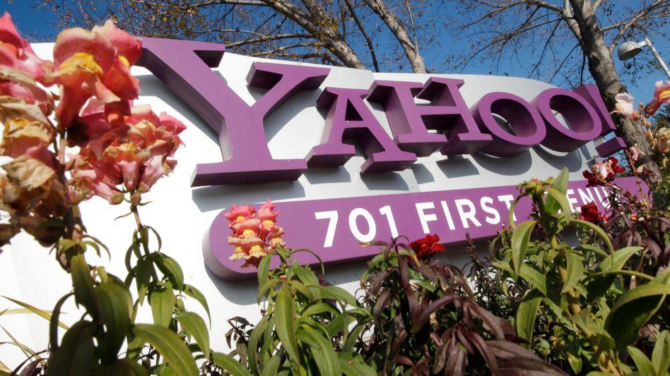 """Yahoo-Zentrale: """"Zwanghafte Vermessung von Menschen"""""""