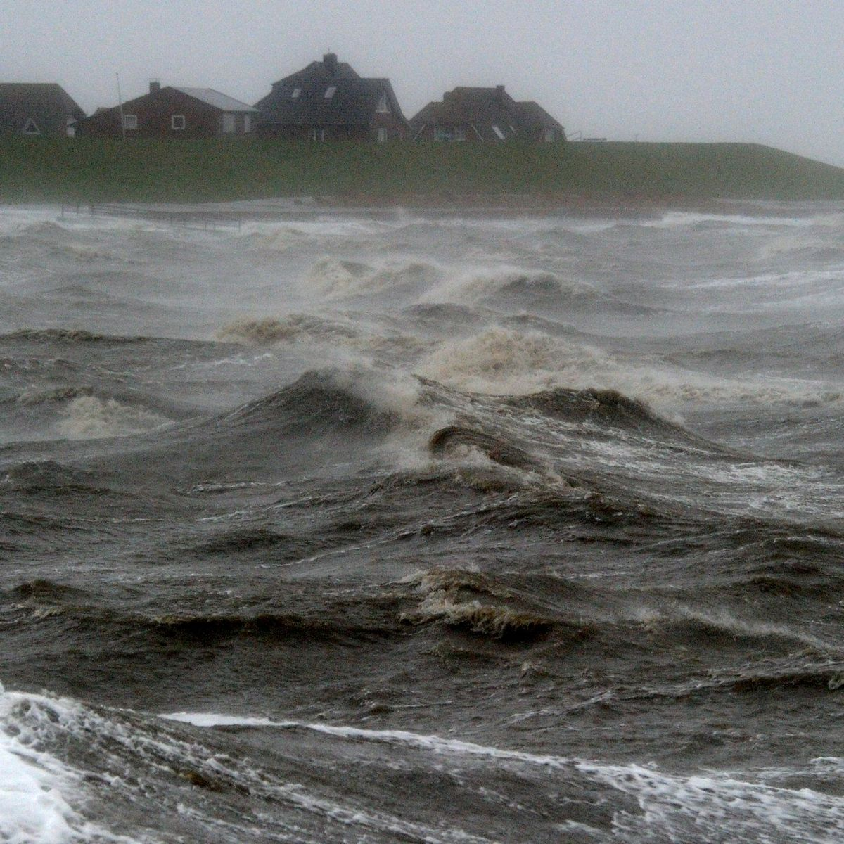 Meeresspiegelanstieg Das Droht Deutschlands Kusten Der Spiegel