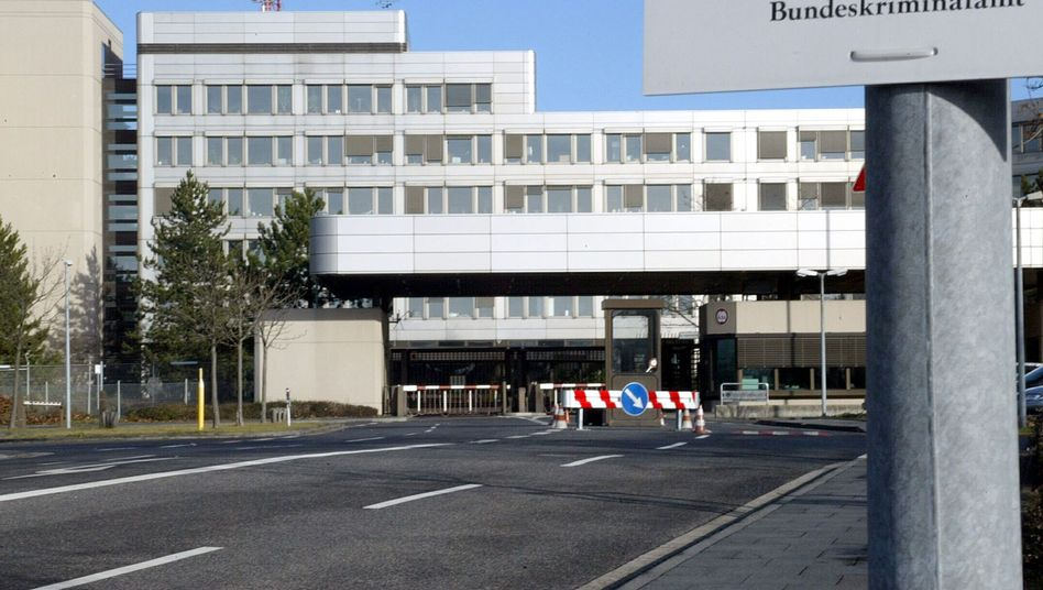 """BKA in Meckenheim bei Bonn: """"Typisch dekadente Lebensweise"""""""
